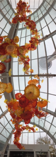 Glass House in Chihuly Garden and Glass