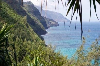 Na Pali Coast (Kalalau Trail) Kaua'i