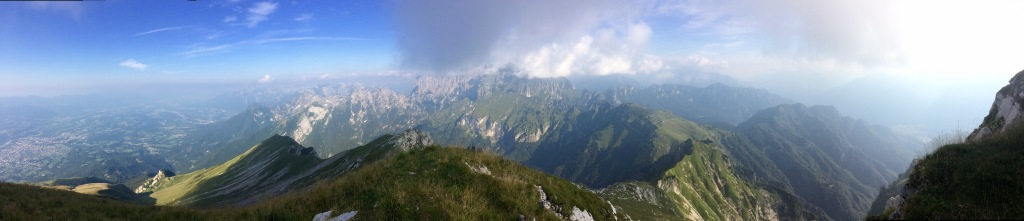 Monte Serva Pano