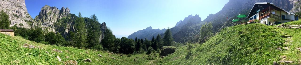 Rifugio Alpini Pano