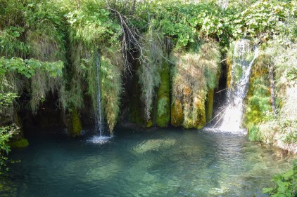 After visiting Plitvice Lakes National Park, I am convinced that fairies do, in fact, exist. :)
