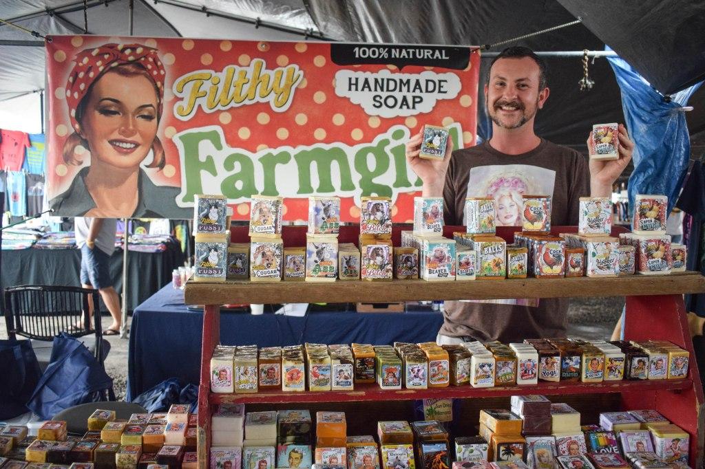 Farmers Market Soap